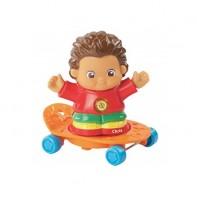 Vtech - Kleine Entdeckerbande Spielfigur - Chris mit Skateboard 80-162004