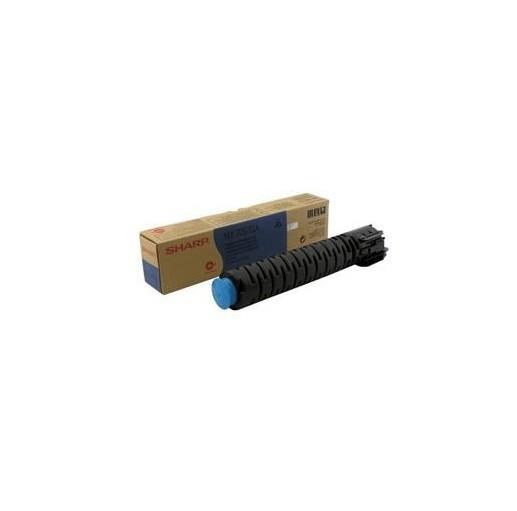 Original Sharp Toner MX-70GTCA cyan für MX 2300 2700 3500 3501 Neutrale Schachtel