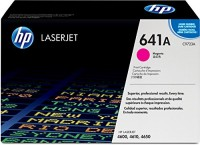 Original HP Toner C9723A 641A für Color LaserJet 4600 4610 4650 B-Ware