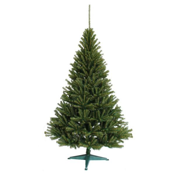 Weihnachtsbaum Grün Skandinavische Fichte (Größe: 120 cm)