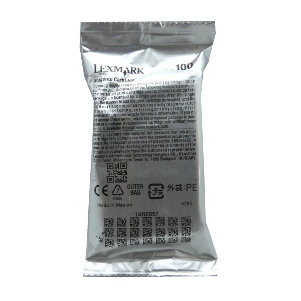 Lexmark 100 MG (14N0901E) OEM Blister