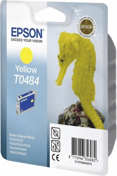 Epson T0484 YE (C13T04844010) OEM