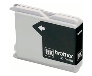 Brother LC 1000 HY BK OEM Blister