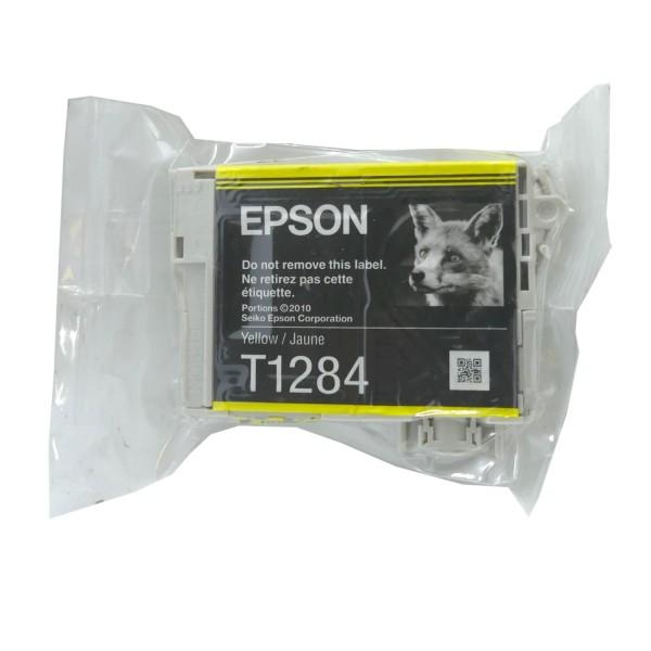 Epson T1284 YE (C13T12844011) OEM Blister