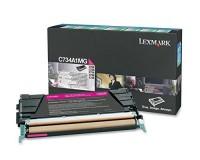 Original Lexmark Toner C734A1MG C734 C736 X734 X736 X738 Neutrale Schachtel