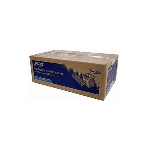 Original Epson Toner S051126 cyan für Aculaser C 3800 Neutrale Schachtel