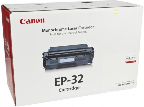 Original Canon Toner EP-32 für LBP 1000 HP LASERJET 2100 2200 Neutrale Schachtel