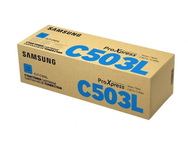 44346_Original_Samsung_Toner_CLT-C503L_für_ProXpress_C_3010_3060_B-Ware