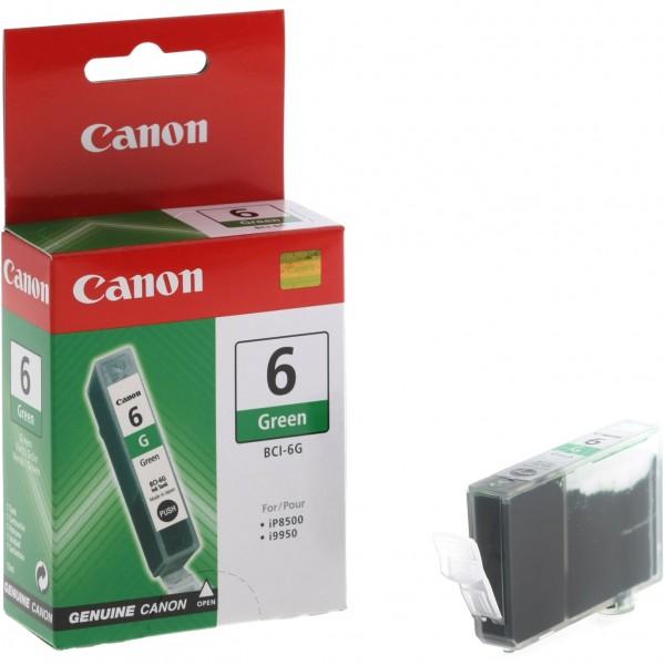 Canon BCI-6 grün (9473A002) OEM