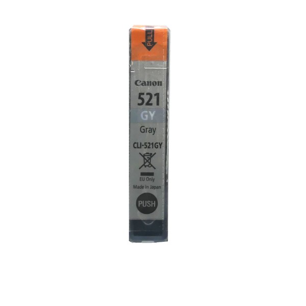 Canon CLI-521 GY (2937B001) OEM Blister
