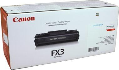 Original Canon Toner 1557A003BA FX-3 für LaserFax L220 L240 L260i L280 L350 L360