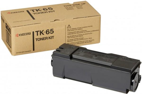 Original Kyocera Toner TK-65 schwarz für FS 3820 3830
