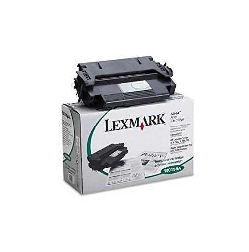 Original Lexmark Toner 140198A für HP Laserjet 4 4M 4+ 4M 5 5M Neutrale Schachtel