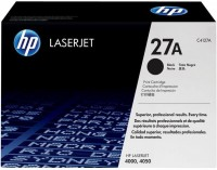 Original HP Toner 27A C4127A für Laserjet 4000 4000N 4000SE Neutrale Schachtel