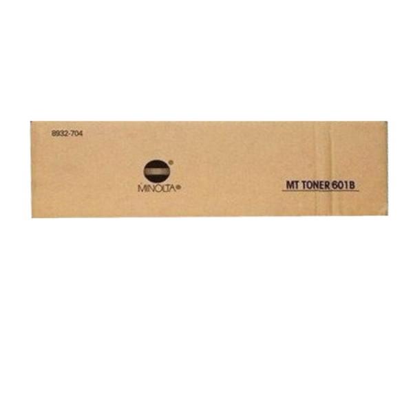 Original Konica Minolta Toner 8932-704 schwarz für EP 6000 B-Ware