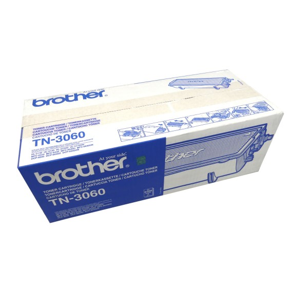 Original Brother Toner TN-3060 HL-5130 5140 DCP 8040 8045 Neutrale Schachtel
