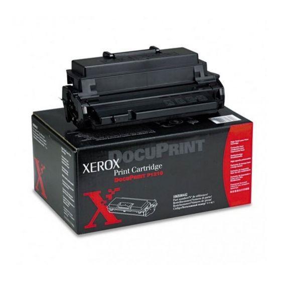 Original Xerox Toner 106R00442 schwarz für Docuprint P 1210 B-Ware