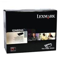 Original Lexmark Toner 12A8244 schwarz für T630 T632 T634 X630 X632 B-Ware