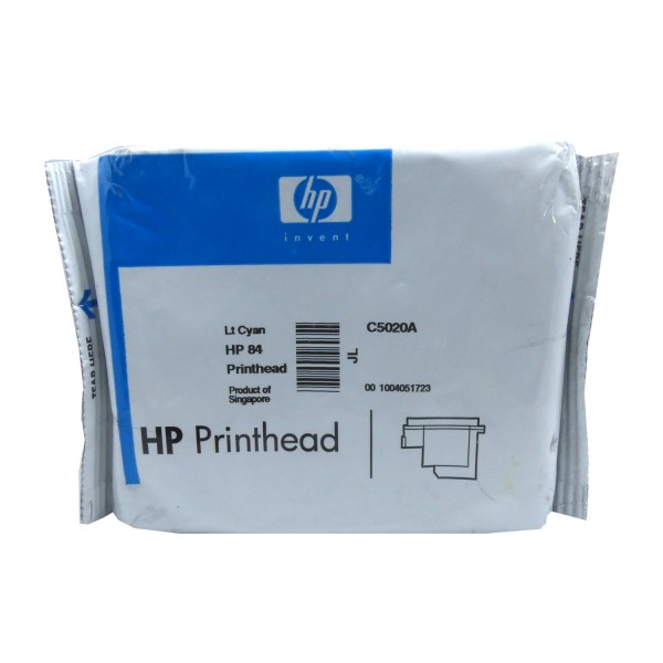 HP 84 (C5020A) Printhead LCY OEM Blister