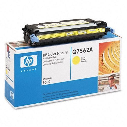 Original HP Toner 314A Q7562A für Laserjet 2700 3000 Neutrale Schachtel