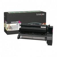 Original Lexmark Toner 15G042M magenta für C752 C762 X752 X762 B-Ware