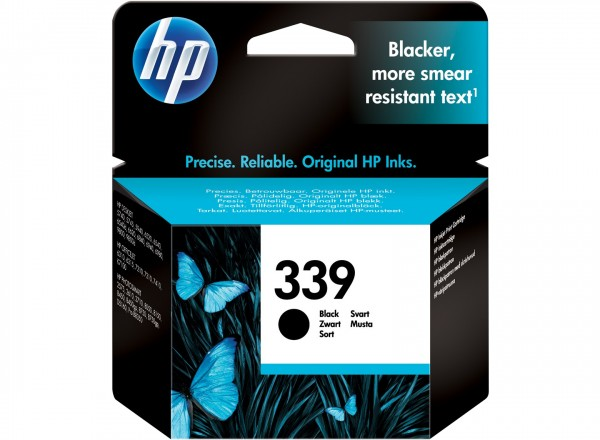 Original HP 339 Tinte Patrone DeskJet 5740 6540 6840 6940 PhotoSmart 2610 MHD