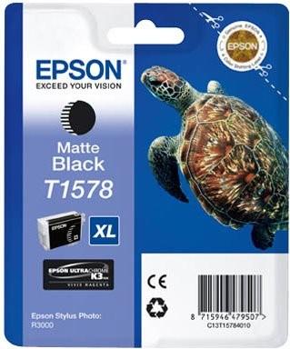 Epson T1578 MBK XL (C13T15784010) OEM