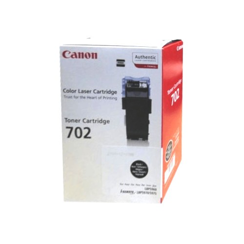 Original Canon Toner 9645A004 CRG 702 schwarz LBP 5960 5970 5975