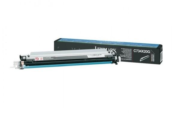Original Lexmark Trommel C734X20G für C734 736 746 748 X748 Neutrale Schachtel