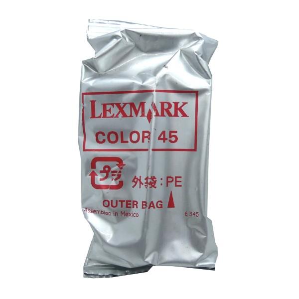 Lexmark 45 COL OEM Blister