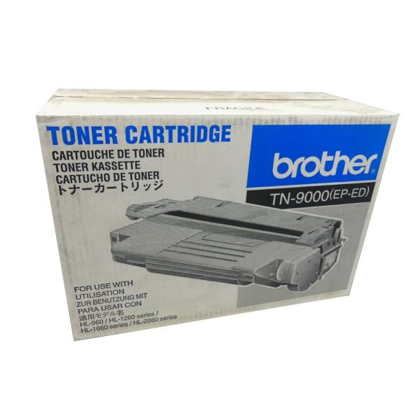 Original Brother Toner TN-9000 schwarz für HL-960 1260 1660 2060 B-Ware
