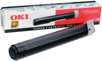 Original OKI Toner 40815604 schwarz für OKIFax 5700 5750 5900 B-Ware