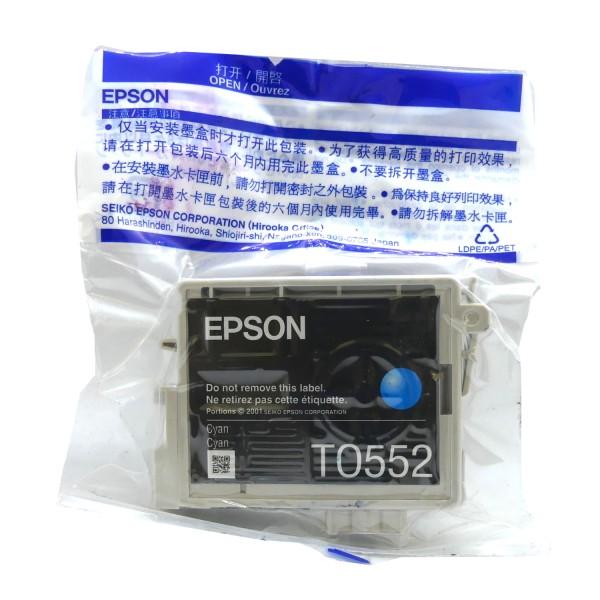 Epson T0552 (C13T05524010) CY OEM Blister