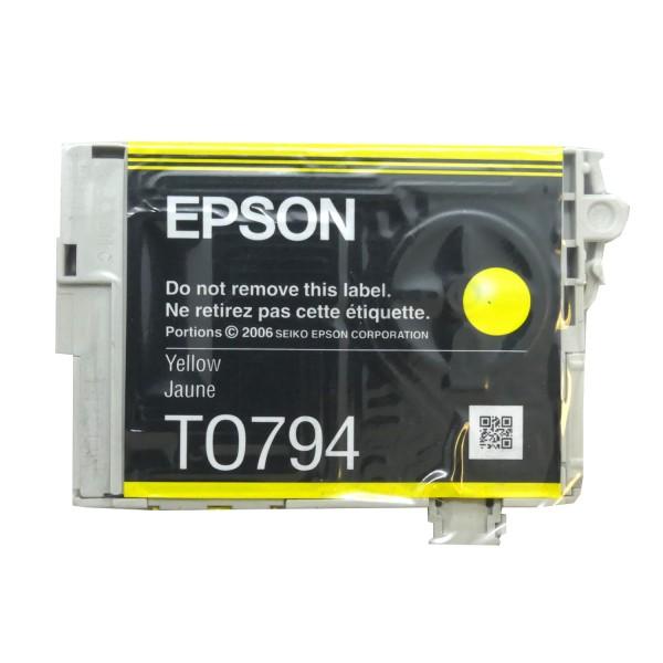Epson T0794 (C13T07944010) YE OEM Blister
