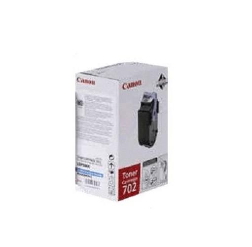 Original Canon Toner 9644A004 CRG 702 cyan LBP 5960 5970 5975