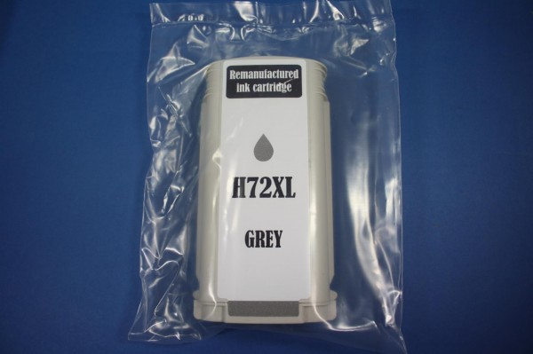 HP 72XL GREY Reman