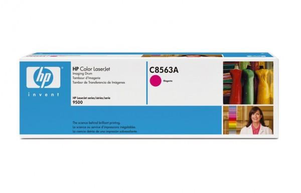 Original HP Trommel 822A C8563A für Color Laserjet 9500 9500GP Neutrale Schachel