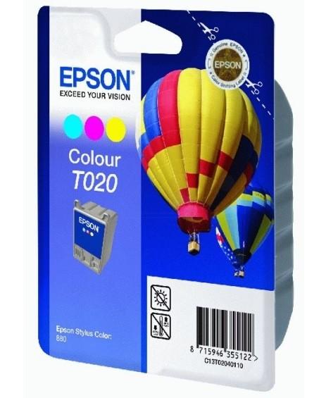 Epson T020 (C13T02040110) COL OEM