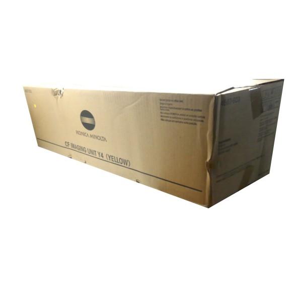 Original Konica Minolta Toner CF K4 (4587-503) gelb für CF 2002 3102