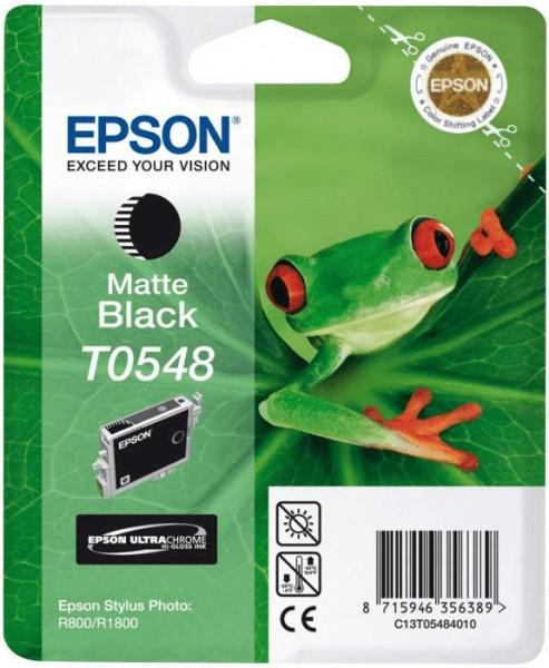 Epson T0548 BK matt (C13T054840) OEM