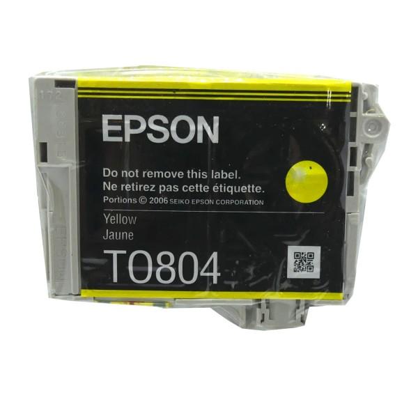 Epson T0804 YE (C13T08044010) OEM Blister