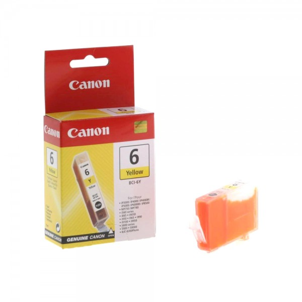 Canon BCI-6 YE (4708A002) OEM