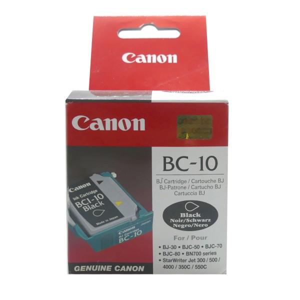 Canon BC-10 (0905A002) BK OEM