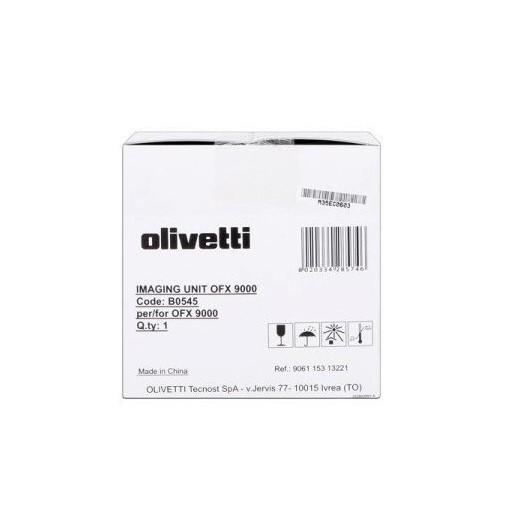 43632_Original_Olivetti_Toner_B0545_schwarz_für_OFX_9000_B-Ware