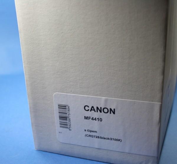 Canon Cartridge 728 Reman