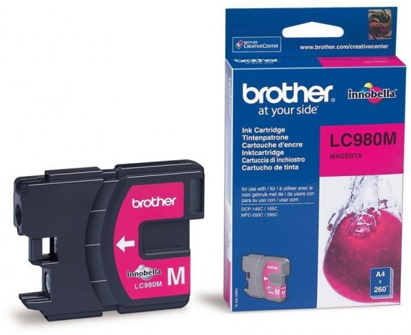 Brother LC-980M MG OEM