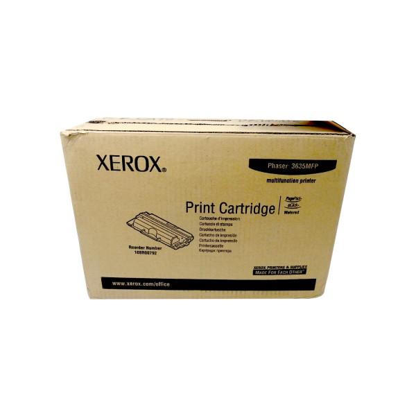 Original Xerox Toner 108R00792 schwarz für Phaser 3635 Neutrale Schachtel