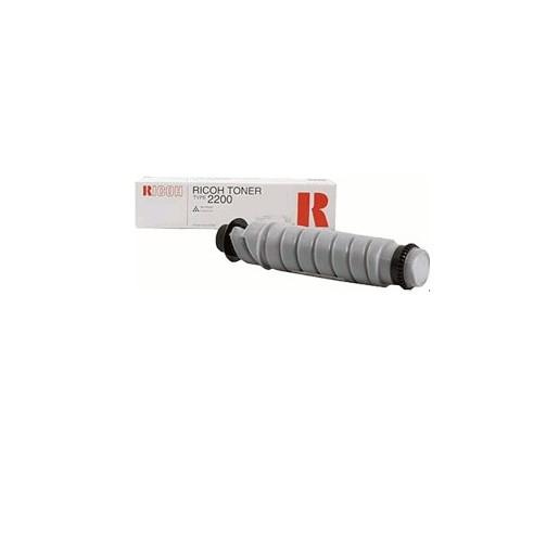 Original Ricoh Toner 889776 schwarz für FT 2200