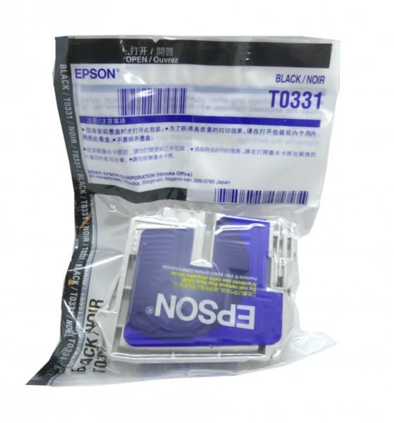 Epson T0331 BK (C13T03314010) OEM Blister