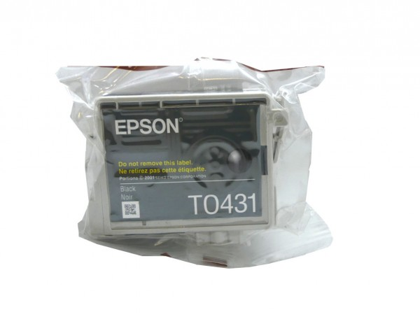 Epson T0431 BK (C13T04314010) OEM Blister